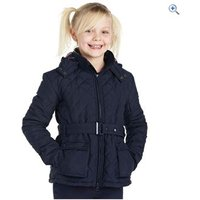 Harry Hall Junior Lyndale Jacket - Size: 9-10 - Colour: Navy