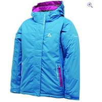 Dare2b High Jinks Girls Jacket - Size: 5-6 - Colour: BLUE REEF
