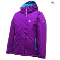 Dare2b High Jinks Girls Jacket - Size: 3-4 - Colour: PURPLE STORM