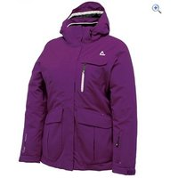 Dare2b Restored Womens Jacket - Size: 14 - Colour: PURPLE STORM