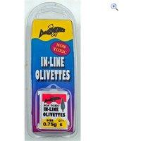 Dinsmores In-Line Olivettes (0.75g)