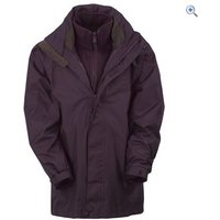 Hi Gear Trent Childrens 3-in-1 Jacket - Size: 3-4 - Colour: Purple