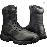 Magnum Panther 8.0 Side Zip Boots - Size: 14 - Colour: Black