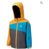 The Edge Nuke Boys Waterproof Ski Jacket - Size: 2 - Colour: Blue