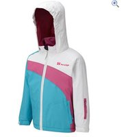 The Edge Nollie Girls Waterproof Ski jacket - Size: 3-4 - Colour: Pink