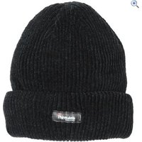 ProClimate Womens Chenille Thinsulate Hat - Colour: Black