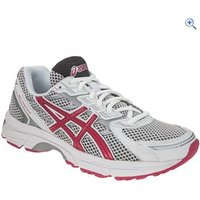 Asics Gel Trounce Womens Running Shoes - Size: 9.5 - Colour: WHIT-RASP-SILV