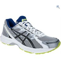 Asics Gel Trounce Mens Running Shoes - Size: 7 - Colour: WHITE-BLK-BLUE