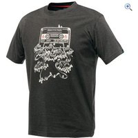 Dare2b Frequency Mens Tee - Size: M - Colour: CHARCOAL-GREY