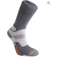 Bridgedale WoolFusion Trekker Socks - Size: L - Colour: Grey