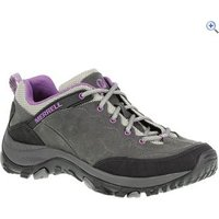 Merrell Salida Trekker Womens Walking Shoe - Size: 5.5 - Colour: GREY-PURPLE