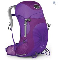 Osprey Sirrus 26 Womens Backpack - Colour: Purple