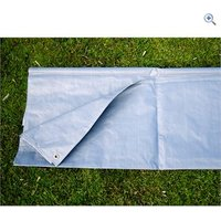 Hi Gear Enigma 5 Tent Footprint - Colour: Grey