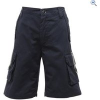 Regatta Towson Boys Shorts - Size: 5-6 - Colour: Navy