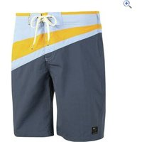 Protest Guarana B Beachshort Mens - Size: S - Colour: YELLOW-BLUE