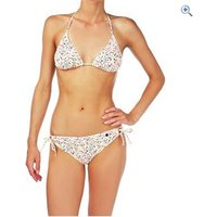 Protest Blum Triangle Bikini - Size: L - Colour: SEASHELL