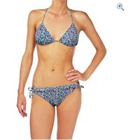 Protest Blum Triangle Bikini - Size: XS - Colour: Blue Moon