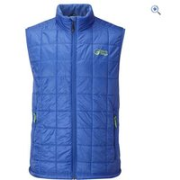 North Ridge Onyx Mens Gilet - Size: XL - Colour: Blue