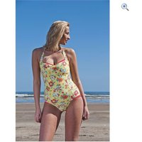 Trespass Vivica Womens Swimsuit - Size: S - Colour: MARZIPAN