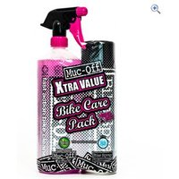 Muc-Off Bike Care Duo Kit - Colour: Black