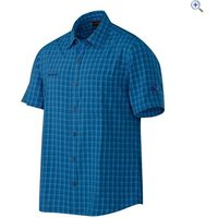 Mammut Lenni Shirt - Size: L - Colour: IMPERIAL SPACE
