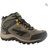 Hi-Tec West Ridge Mid WP Walking Boot - Size: 12 - Colour: SMOKEY BROWN