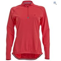 Polaris Sante Long Sleeve Jersey - Size: 12 - Colour: Pink