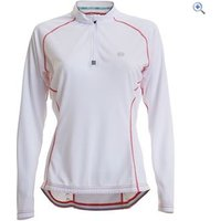 Polaris Sante Long Sleeve Jersey - Size: 16 - Colour: White