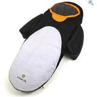 LittleLife Childrens Snuggle Pod - Colour: Black - White