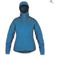 Paramo Ladies Mirada Waterproof Jacket - Size: XL - Colour: NEON BLUE