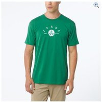 prAna Classic Mens T-shirt - Size: XL - Colour: Green