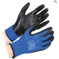 Shires All Purpose Yard Gloves - Size: M - Colour: Blue