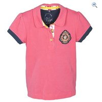 Toggi Triumph Childrens Polo Shirt - Size: 3-4 - Colour: Pink