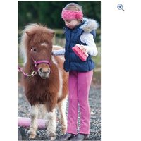 Shires Maids Legging Saddlehugger Jodhpurs - Size: 32 - Colour: Pink