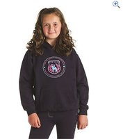 Harry Hall Donnington Junior Hoody - Size: 11-12 - Colour: Navy