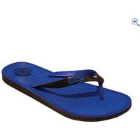 Hi Gear Devon Mens Flip Flops - Size: 11-12 - Colour: Blue / Black