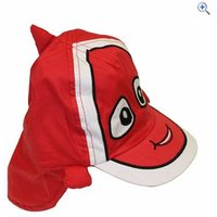ProClimate Fish Legionnaire Hat - Colour: Red
