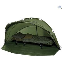 Trakker SLX V2 Bivvy with Wrap (2 man) - Colour: Green