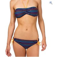Protest Seymour A Bandeau Bikini - Size: XL - Colour: Ink Blue
