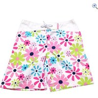Trespass Sweetypie Shorts - Size: 5-6 - Colour: FLORAL