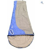 Hi Gear Adventure 1000 Sleeping Bag - Colour: Blue / Grey