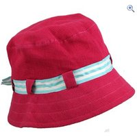 ProClimate Girls Sun Hat - Colour: FUSCHIA