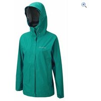 Sprayway Quartz IA Womens Waterproof Jacket - Size: 10 - Colour: PEACOCK
