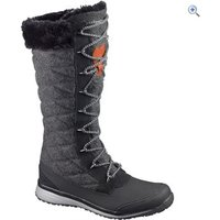 Salomon Hime High Womens Winter Boot - Size: 7.5 - Colour: Black-Pewter