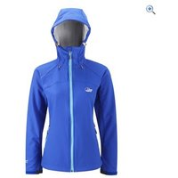 Lowe Alpine Helios Womens Jacket - Size: 16 - Colour: NORDIC BLUE
