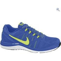 Nike Dual Fusion Run 3 Mens Running Shoe - Size: 11 - Colour: BLUE-YELLOW