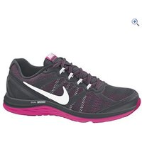Nike Dual Fusion Run 3 Womens Running Shoe - Size: 6 - Colour: Grey Pink