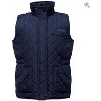 Regatta Jookiba Childrens Gilet - Size: 11-12 - Colour: Navy