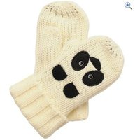 Regatta Viva Animal Kids Mitts - Size: 1-2 - Colour: PANDA