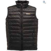 Regatta Iceway Mens Down Gilet - Size: XXL - Colour: Black
